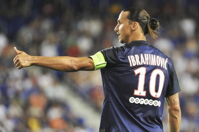 Une étonnante offre officielle pour Ibrahimovic !
