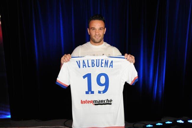Valbuena :«Moi, je ne suis pas parti libre de l'OM»