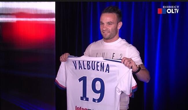 Valbuena aura le 19 à l'OL