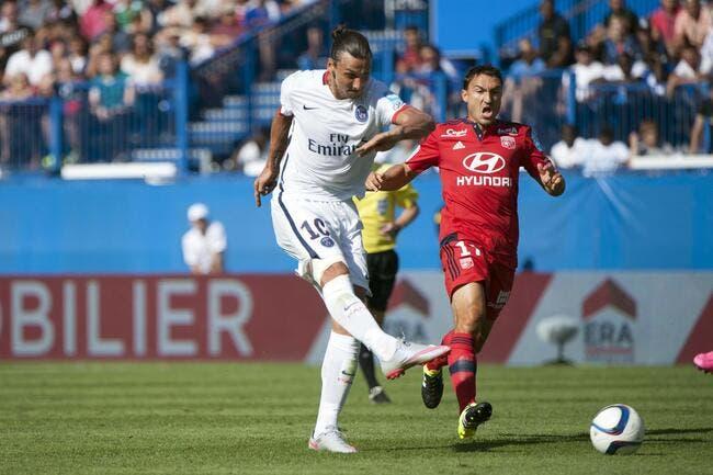 Ibrahimovic fait une déclaration sans équivoque sur le PSG