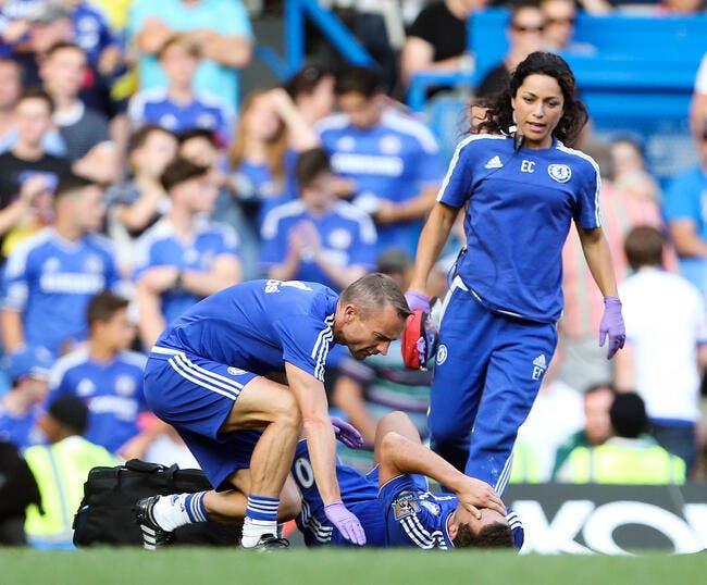 Mourinho éjecte Eva Carneiro du banc de Chelsea