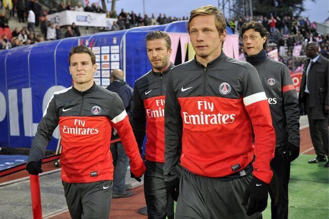 Chantôme aurait mal vécu d'être Beckham ou Ibrahimovic