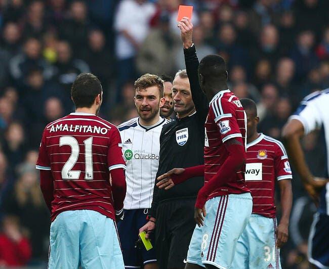 Ejecté de l'OM, puis de West Ham, il plait à l'ASSE