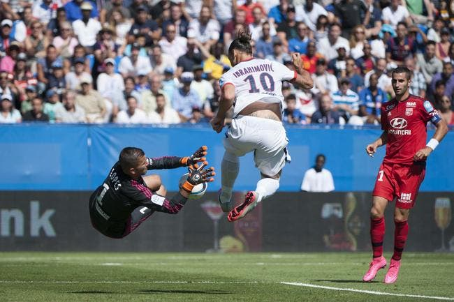 Ibrahimovic vers un forfait contre Ajaccio ?