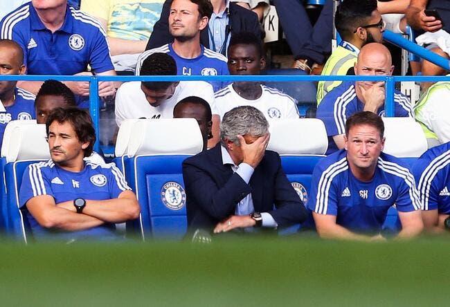 Mourinho s'est mis les médecins à dos en Angleterre