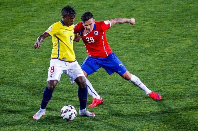 Officiel : Aranguiz signe à Leverkusen