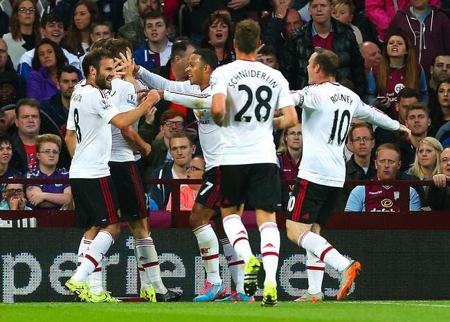 Aston Villa – Manchester United 0-1