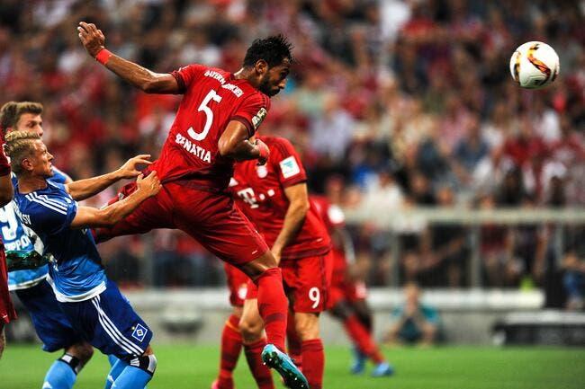 Bayern Munich – Hambourg 5-0