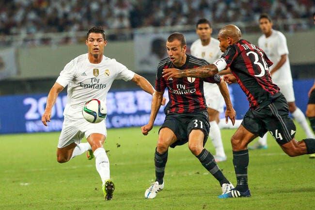 Cristiano Ronaldo ne veut pas lâcher son aile au Real Madrid