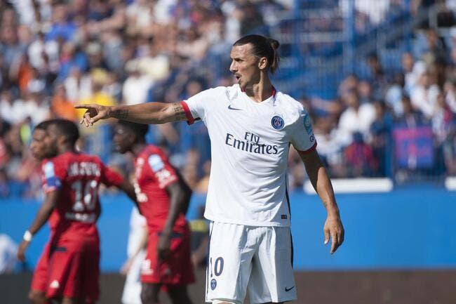 Ibrahimovic ne fait plus peur en L1, la preuve