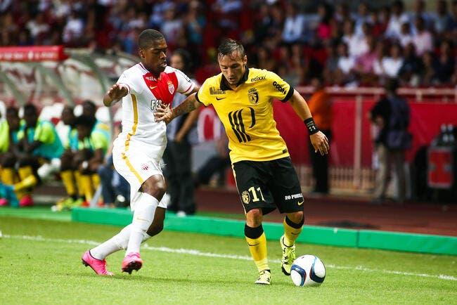 Lille freine déjà Monaco