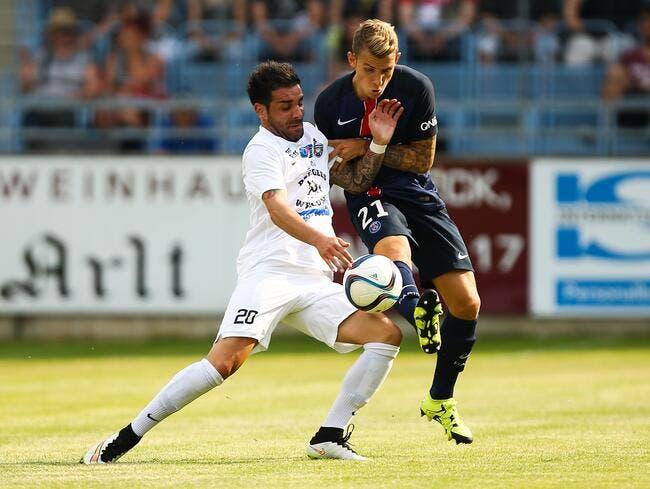 Lucas Digne victime collatérale de la rivalité PSG-Monaco ?