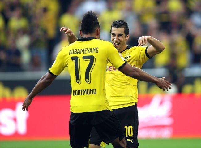Dortmund - Mönchengladbach : 4-0