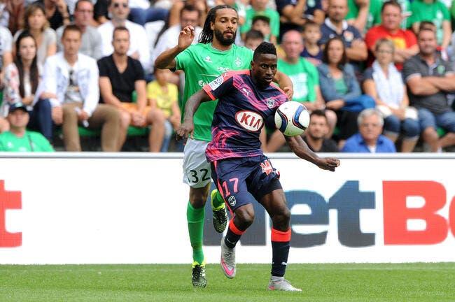 L'ASSE laisse filer deux points contre Bordeaux