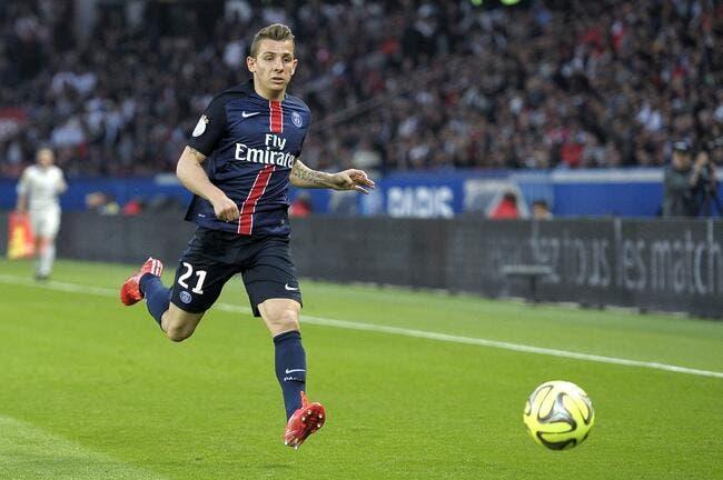 Le PSG officialise les conditions pour un départ de Lucas Digne