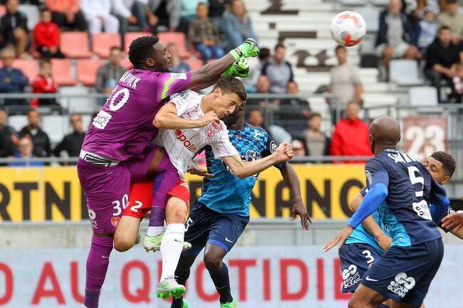 Nancy - Brest : 3-0