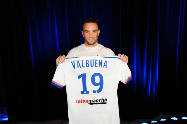 Avec l'OL, Valbuena adore se faire siffler