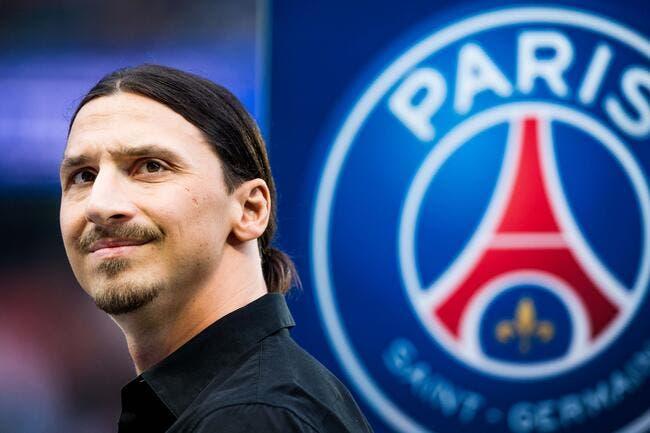 Ibrahimovic a toussé devant l'incroyable vestiaire du PSG