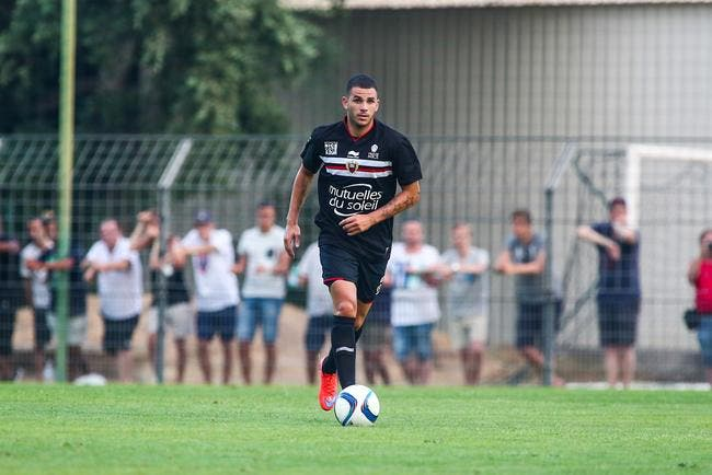 Officiel : Accord ASSE-Nice pour Eysseric !
