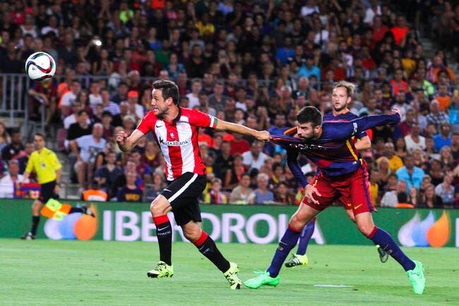 Bilbao empêche la razzia du Barça