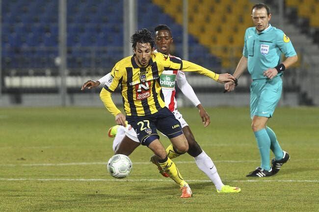 Officiel : Hugo Rodriguez signe à Reims