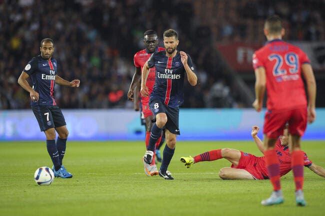 Le PSG aurait craqué pour Motta !