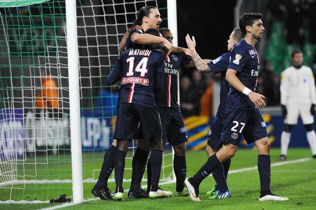 Le PSG peut balayer des records de Bordeaux et de l'OL