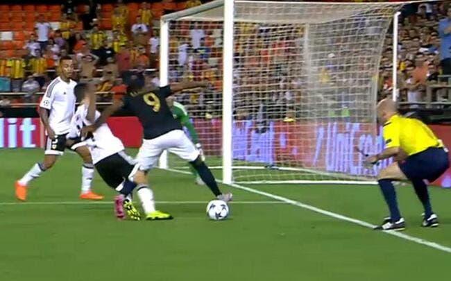 Monaco chambre l'arbitre et son penalty oublié