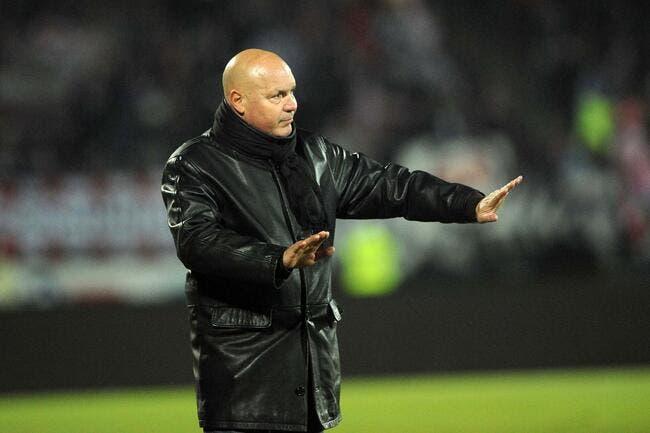 Coucou l'OM, Anigo a toujours un contrat avec Marseille !