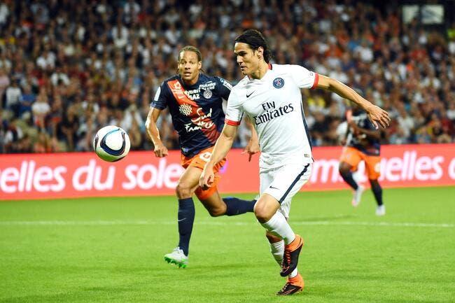 Le PSG continue son parcours parfait à Montpellier