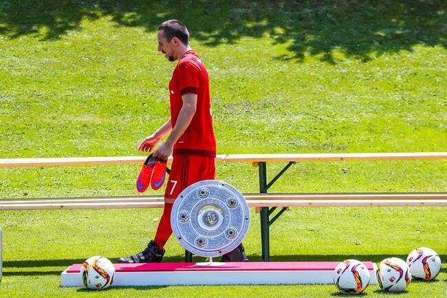 Mais que devient Franck Ribéry ?