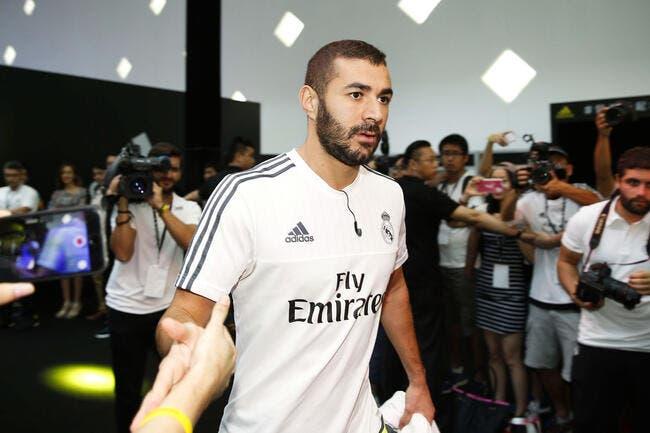 Benzema et le Real Madrid, un départ parait impossible