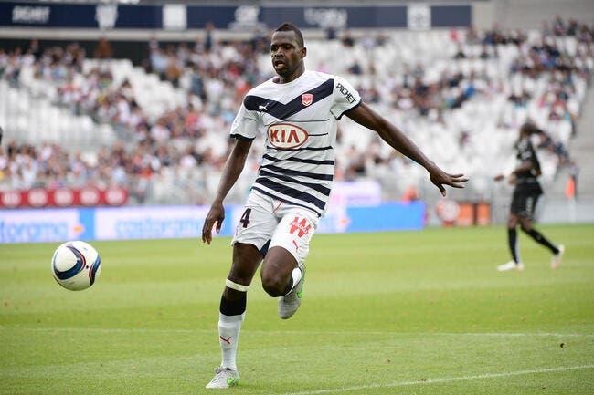 Coup dur pour Bordeaux, Diabaté out plusieurs semaines !