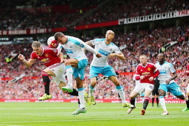 Man Utd - Newcastle : 0-0