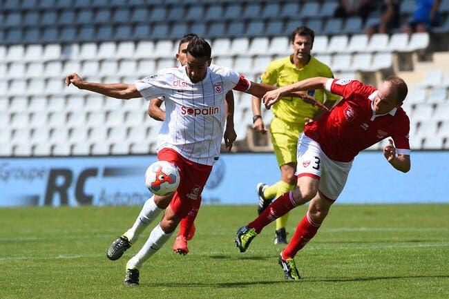 Nîmes - Nancy : 2-2