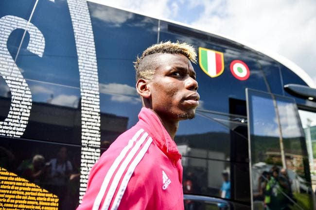 Paul Pogba visé par l'offre du siècle ?