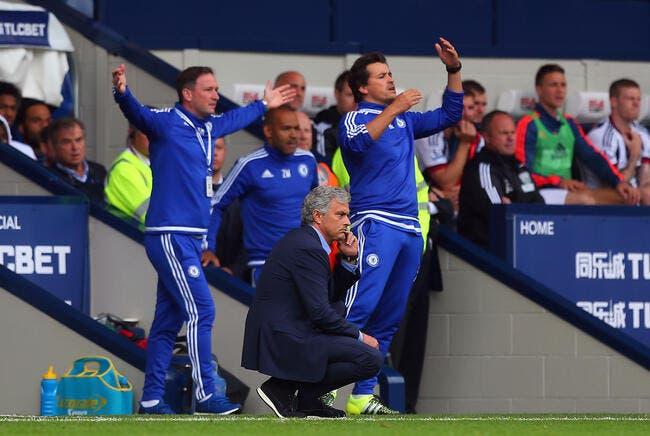 Chelsea a gagné, Mourinho sait qu'il y a des déçus