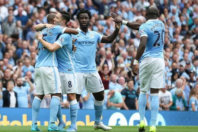 Everton - Manchester City 0-2