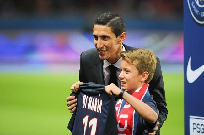 Le PSG demande un cadeau à l'Argentine pour Di Maria