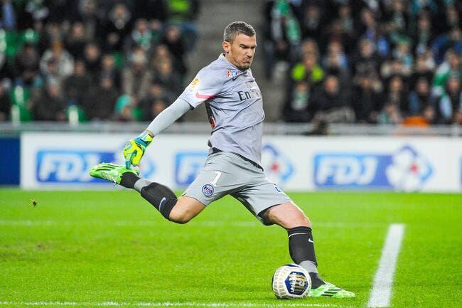 Douchez d'accord pour quitter le PSG et signer à Nice