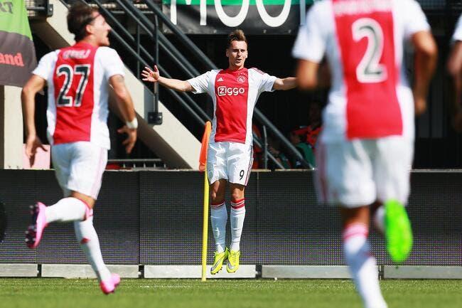 L'OM lâche 11 ME pour faire craquer l'Ajax !