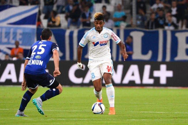 Lemina dément mollement son départ de l'OM pour la Juventus