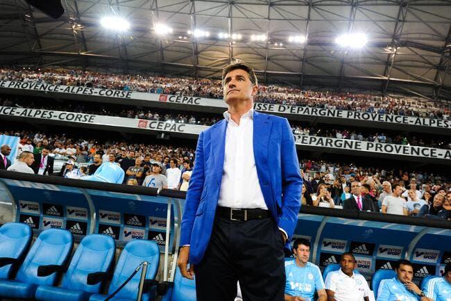 Michel a rêvé dans un Vélodrome avec «1 million de supporters»