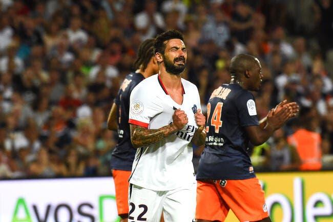 Le PSG a-t-il un plan B si Lavezzi signe à l'Inter ?