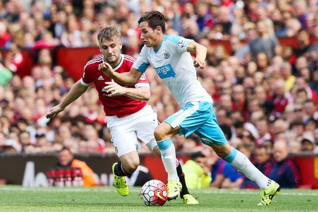 Un but, trois passes décisives, Thauvin régale à Newcastle