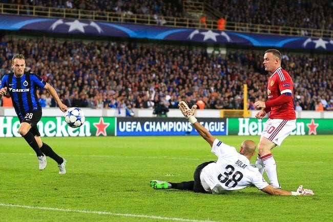 Man Utd à la sauce Rooney s'invite en Ligue des champions