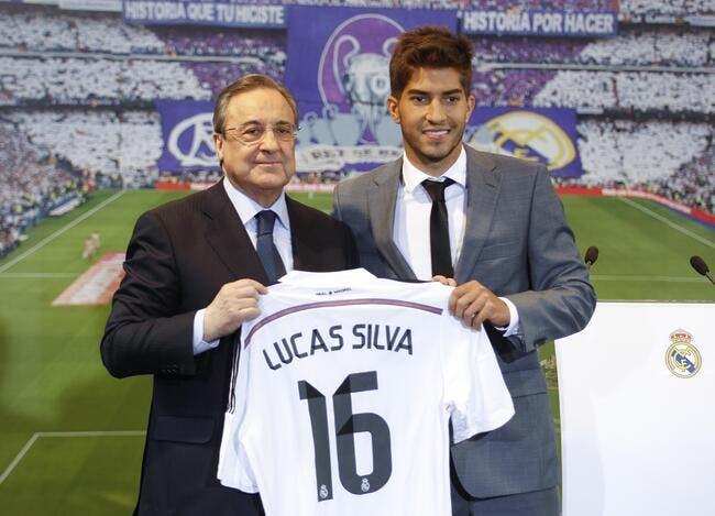 Un dernier gros rebondissement pour Lucas Silva et l'OM ?