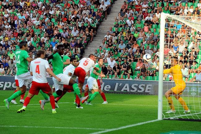 L'ASSE complète un carré français en Europa League !