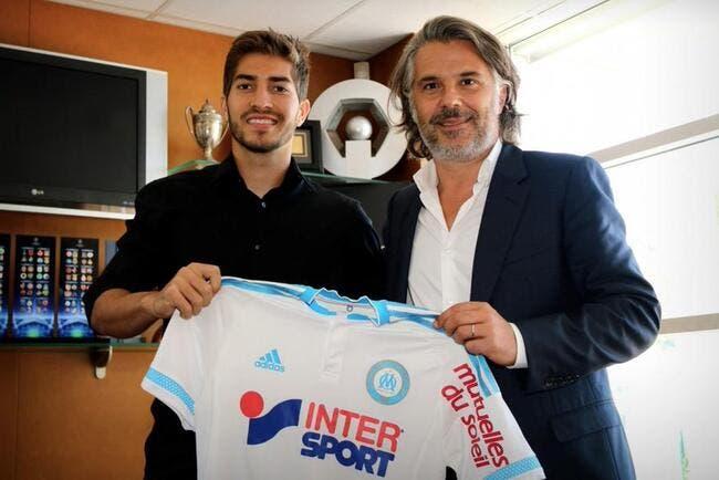 Officiel : Lucas Silva signe à l'OM !
