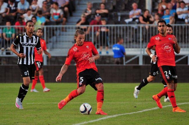 Officiel : Mostefa quitte Lorient pour Bastia !
